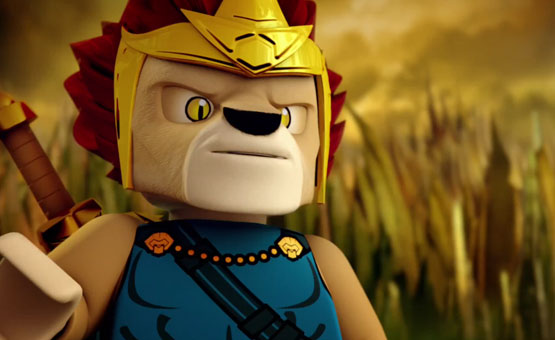 ОБТ LEGO Legend of Chima Online